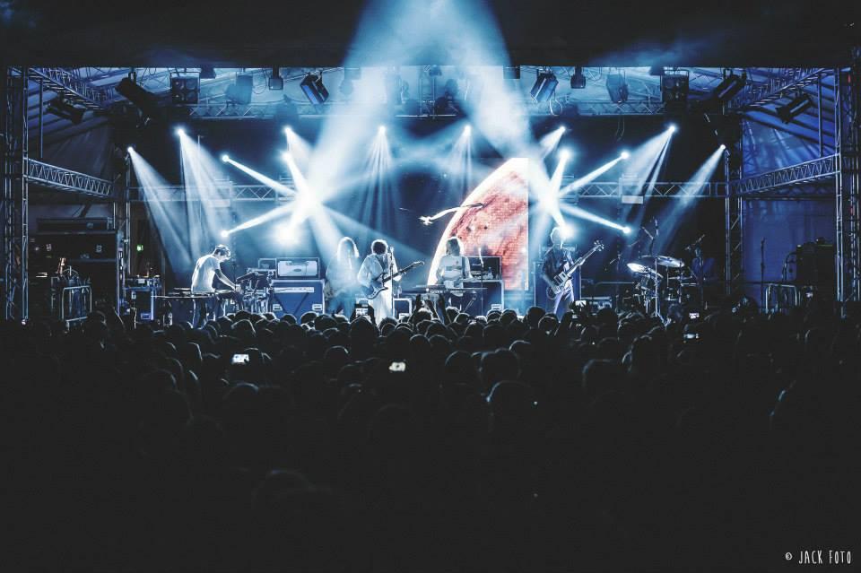 Gli MGMT all'edizione del 2014 di Unaltrofestival