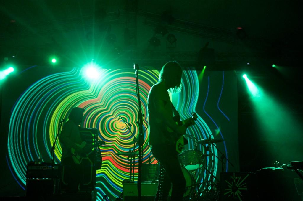 I Tame Impala all'edizione del 2013 di Unaltrofestival