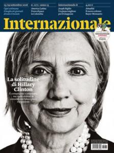 L'ultimo numero di Internazionale, uscito il 23/09/2016.