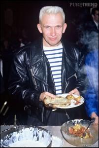 Jean Paul Gaultier a Parigi nel 1987