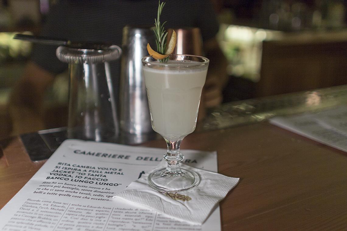 Camerire della sera + drink