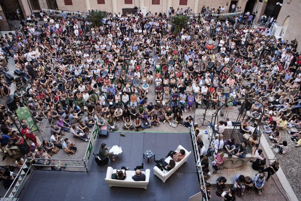 Il festival di Internazionale a Ferrara.