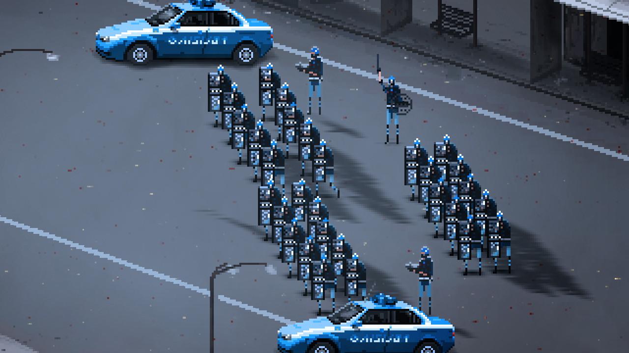 Riot: il simulatore di rivolta che ha fatto tanto parlare