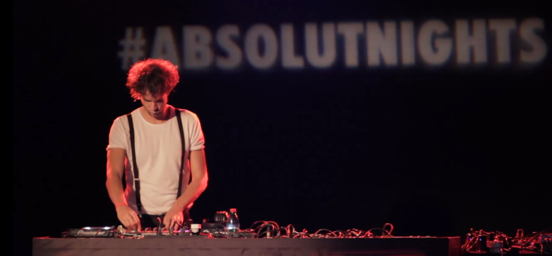 Guido @ #ABSOLUTNIGHTS Roma