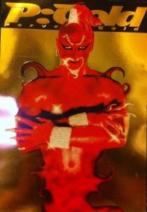 Flyer d'orato di Pgold Aladino