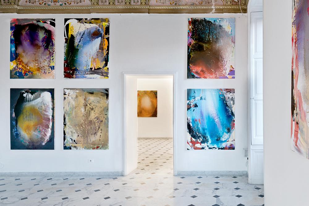 Jackie Saccoccio - Portrait Gallery, Villa Croce, 2014
