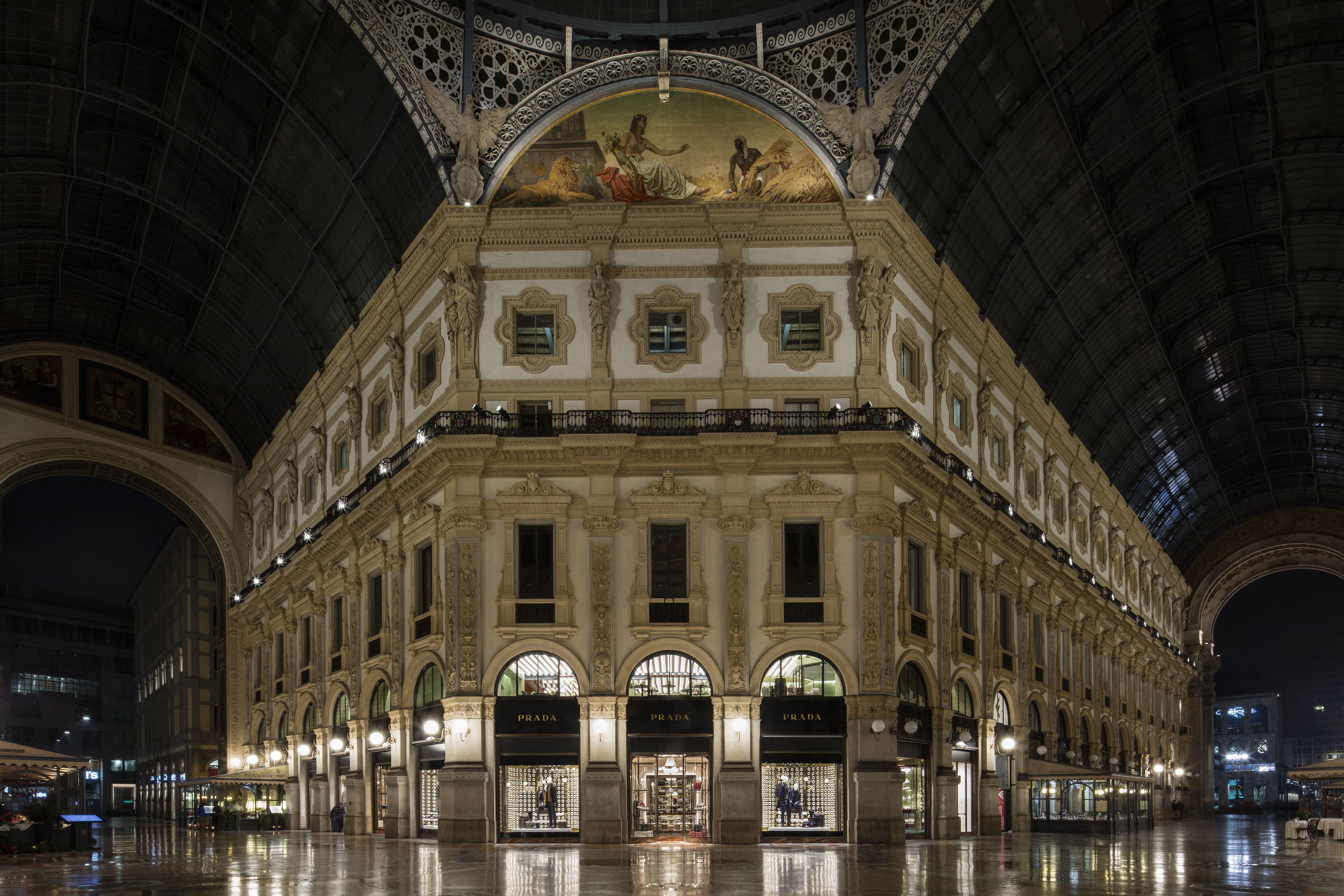 Galleria Vittorio Emanuele II_Photo Agostino Osio_2