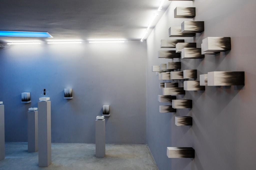 La mostra di Alessandro Cannistrà.
