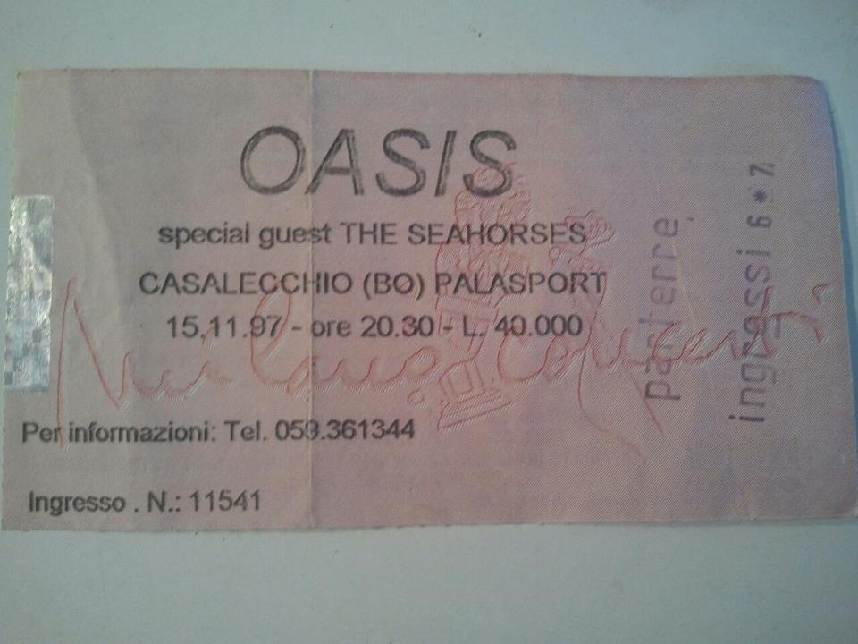 Oasis-1997-Casalecchio