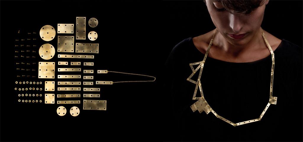 La collana-meccano degli Zaven