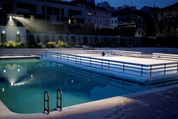 inaugurazione dell'inverno ai bagni misteriosi | bagni misteriosi