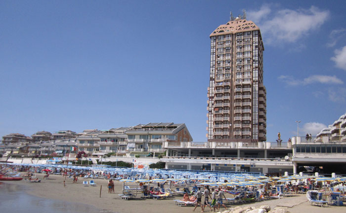 Hotel Flavia Torino Di Sangro Marina