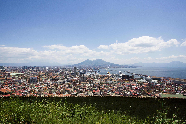 Napoli dalla Vigna di San Martino