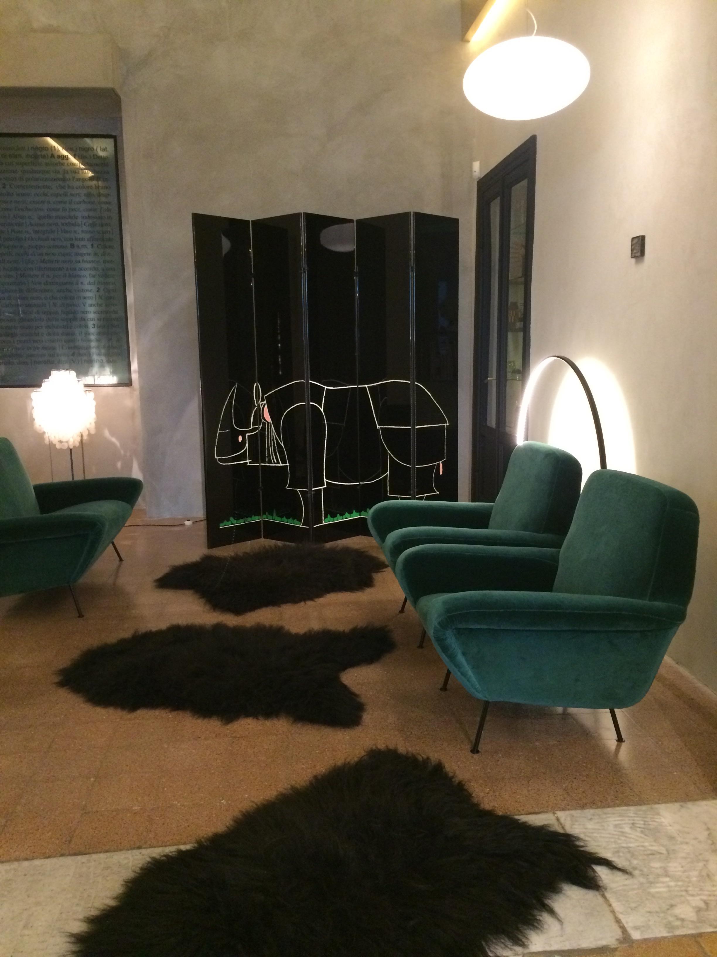 Nero Design Gallery, foto Chiara Vettraino