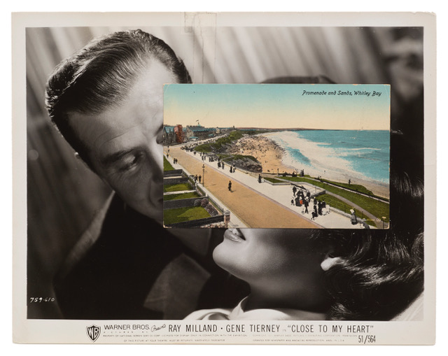 DECADES, The Approach Gallery, John Stezaker, collage