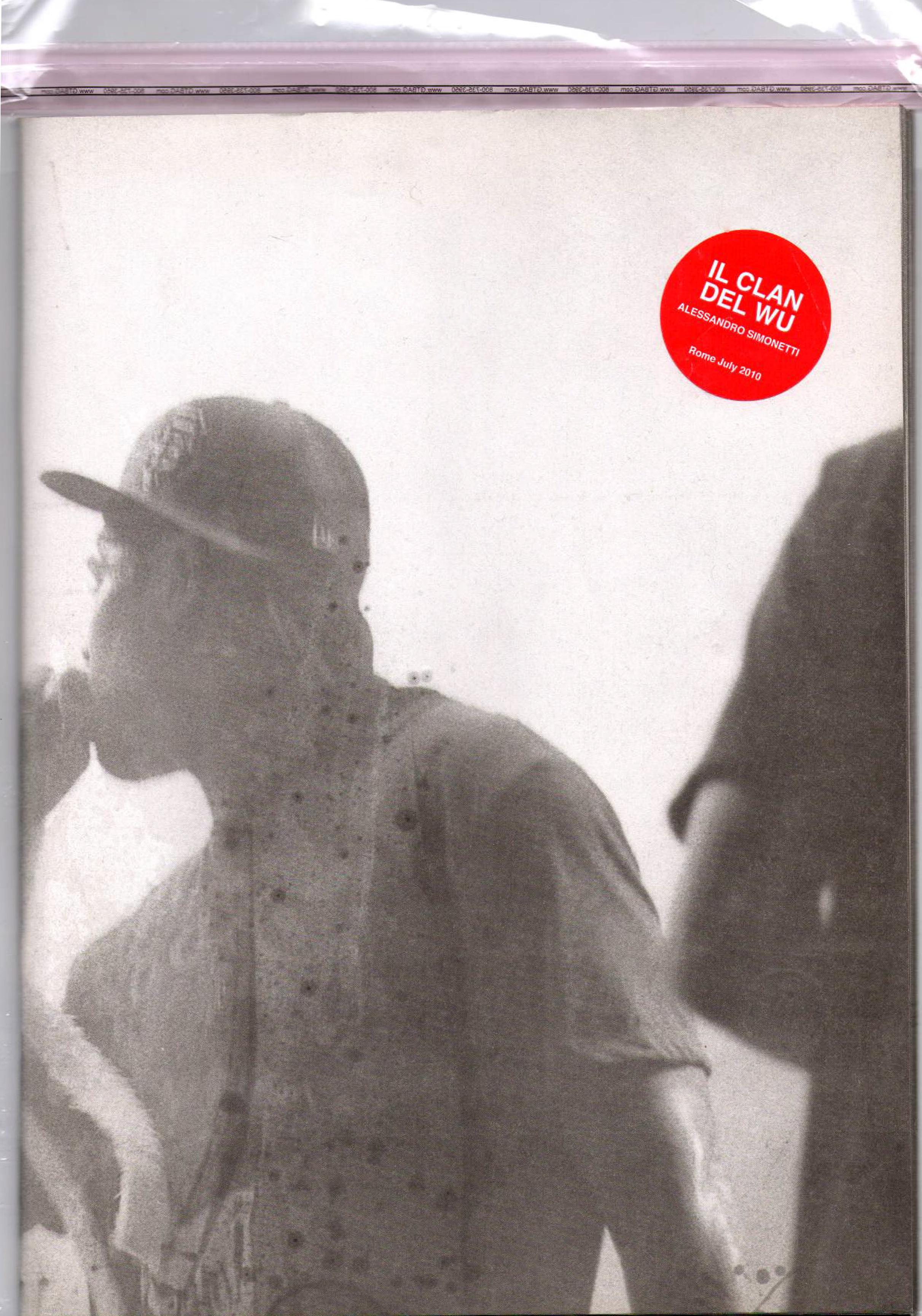 Alessandro Zuek Simonetti 'IL CLAN DEL WU' Booklet, The Standard Hotel, NYC a 848 Washington Street, New York, NY 10014
