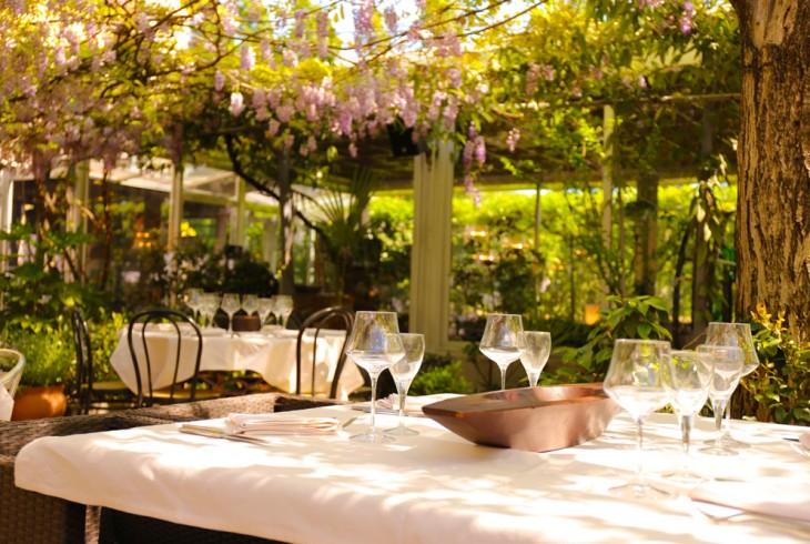 Le petit brunch le petit jardin milano zero for Brunch jardin