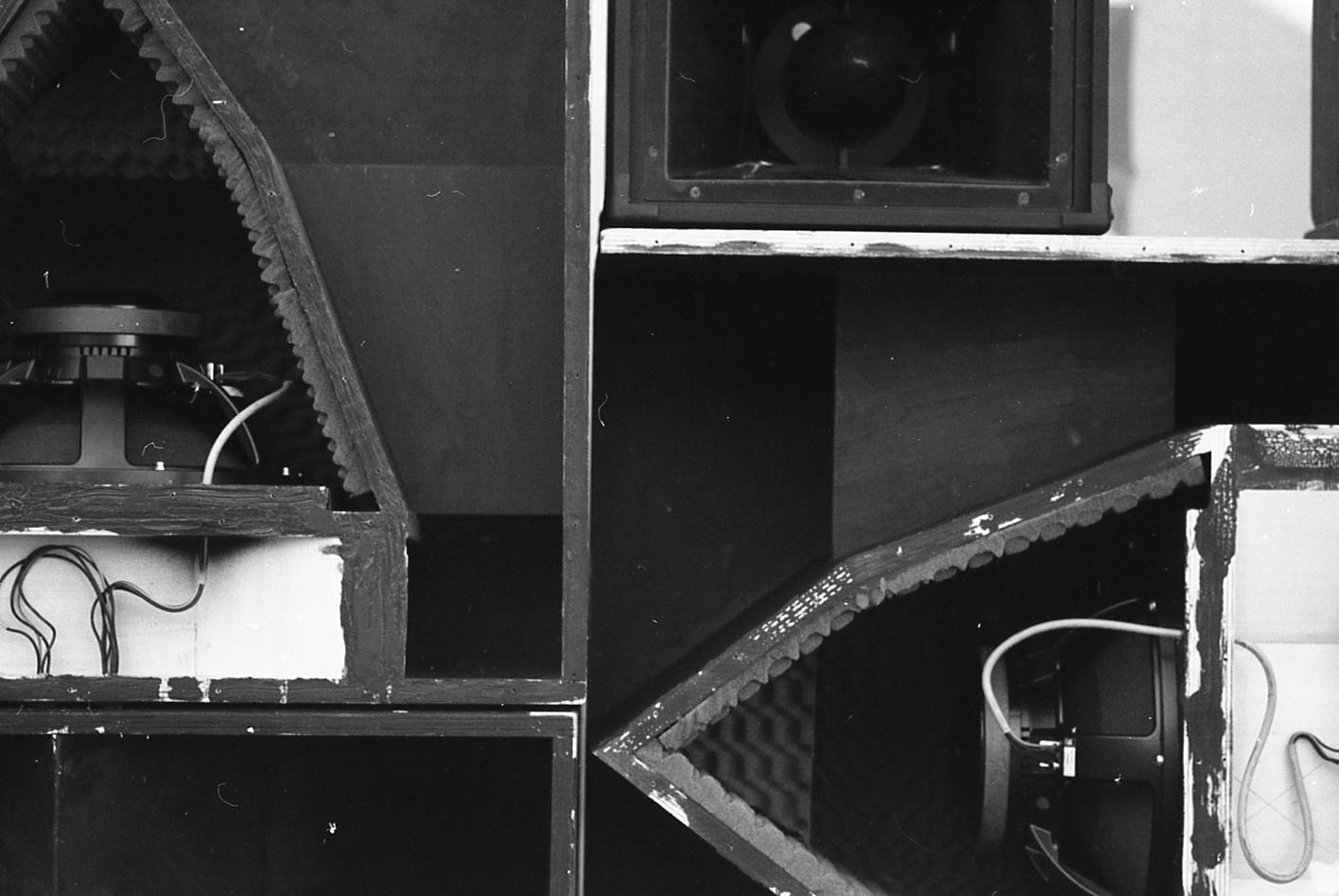 sezione sound system