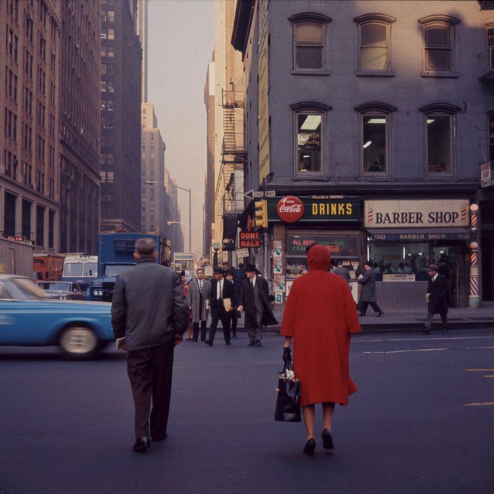 Tina Zuccoli, Ombre e luce negli U.S.A., 1964