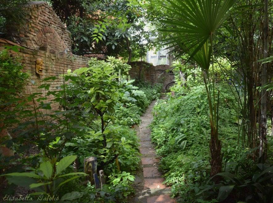 I giardini segreti di bologna riaprono al pubblico con - Giardini fantastici ...