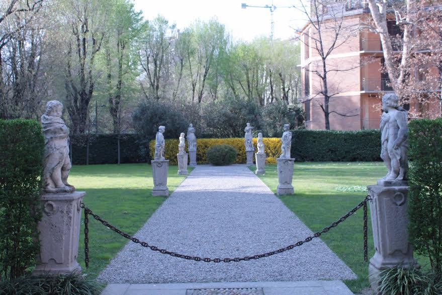 Cortili Aperti a Milano | Zero