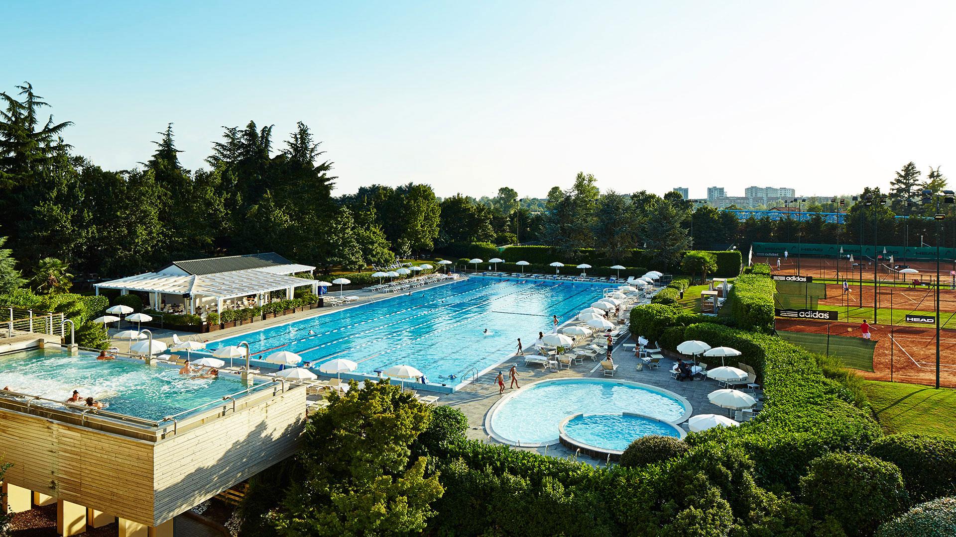 Aspria harbour club milano zero - Palestre con piscina torino ...