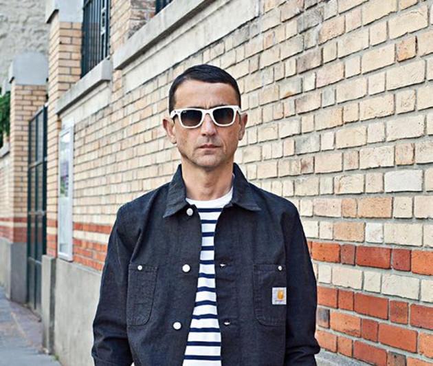 Luca Benini, creatore di Slam Jam.