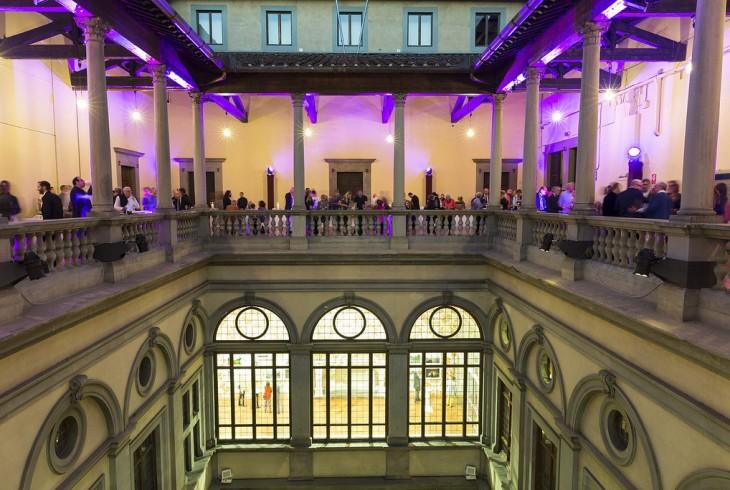 Strozzi night palazzo strozzi firenze zero for Giardino orticoltura firenze aperitivo