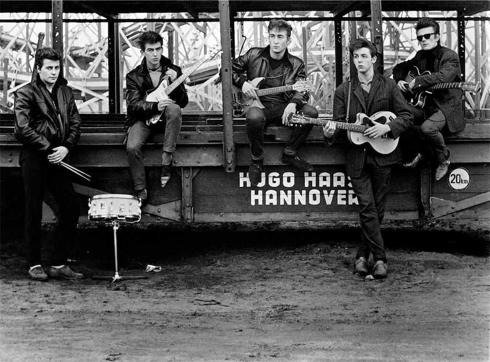 7. The Beatles, Hugo Haase, 1960 LOW RES