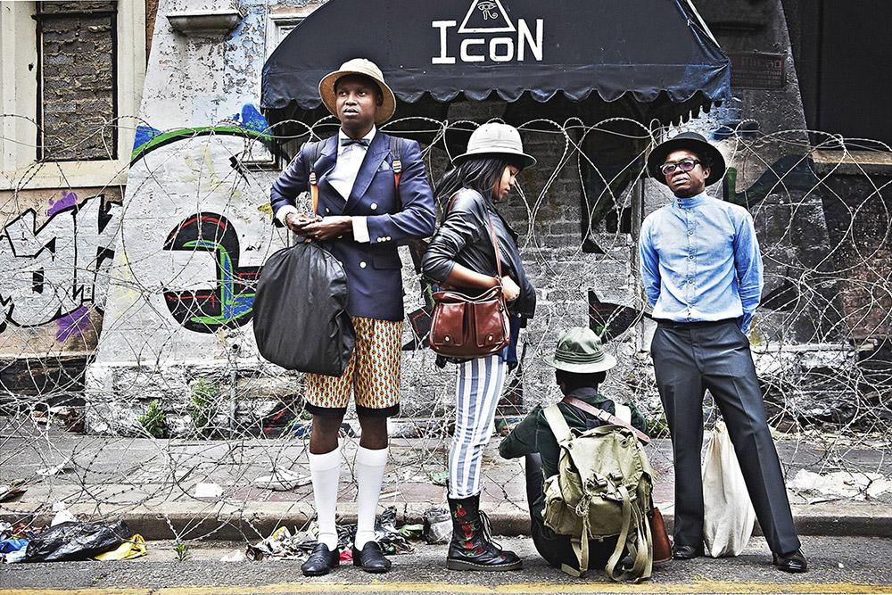 Fashion Week Sape