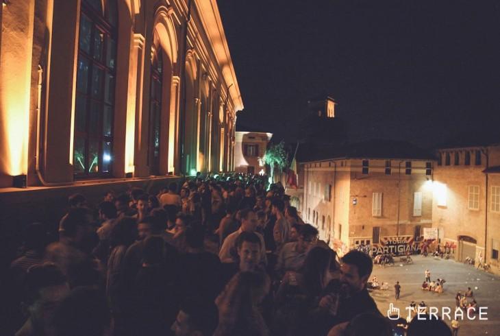 Terrace #2 | Teatro Comunale di Bologna - Bologna | Zero