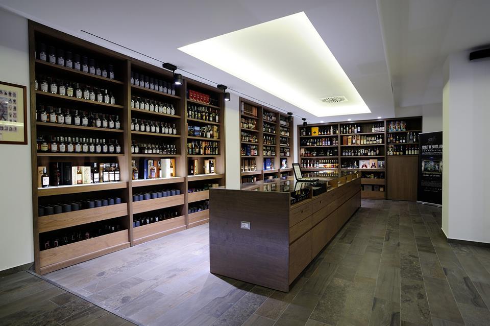 La sede di Whisky & Co.