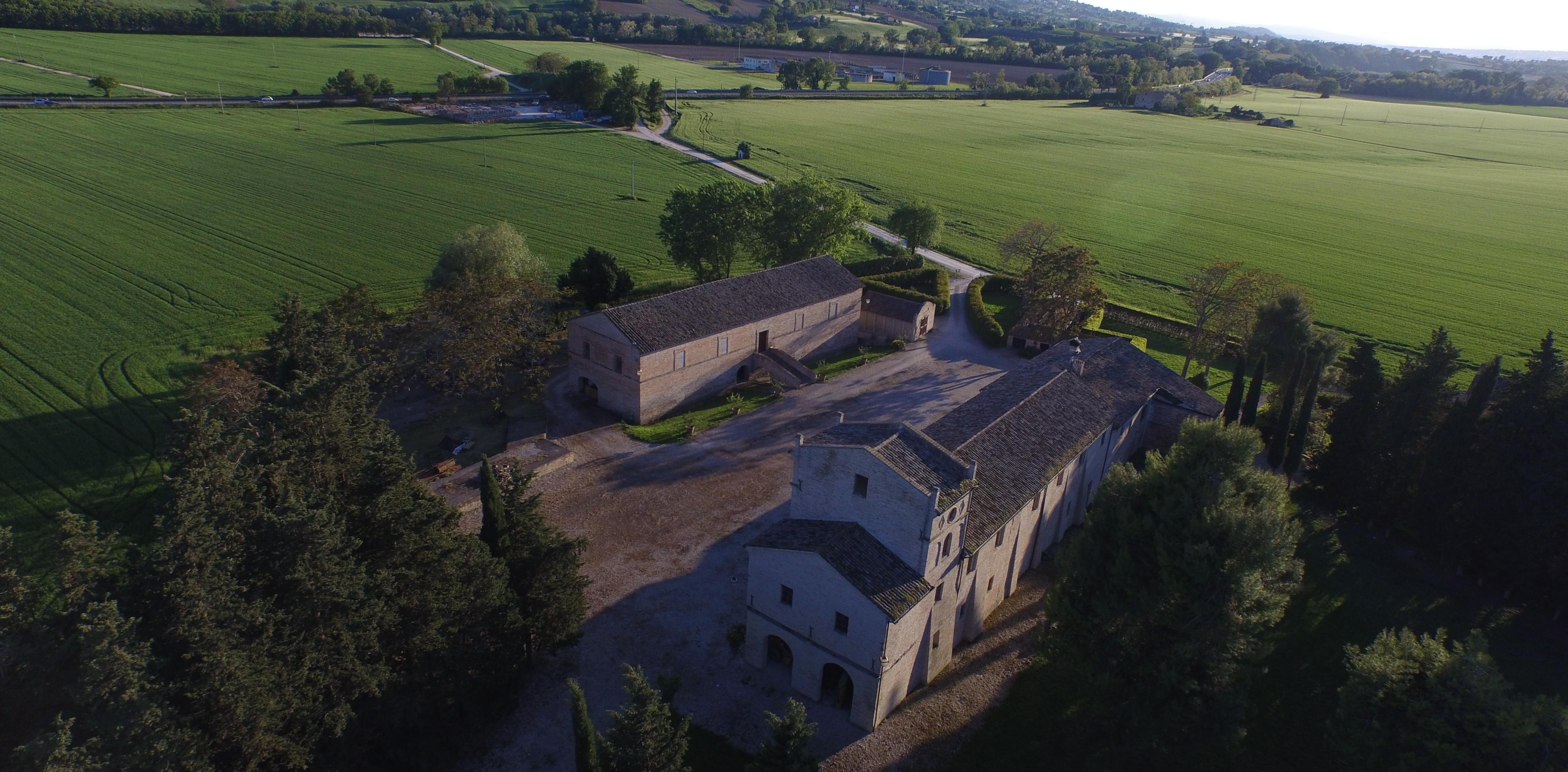 Grancia di Sarrocciano, Corridonia - Marche