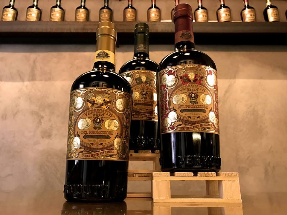 I Vermouth del Professore.