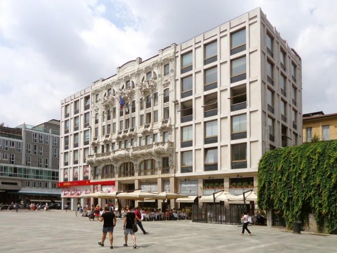 Milano Hotel Piazza Repubblica