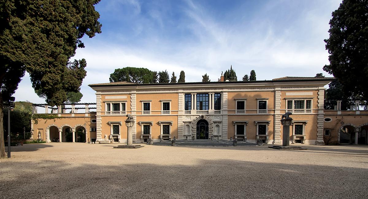 Villa Massimo. Foto di Alberto Novelli.