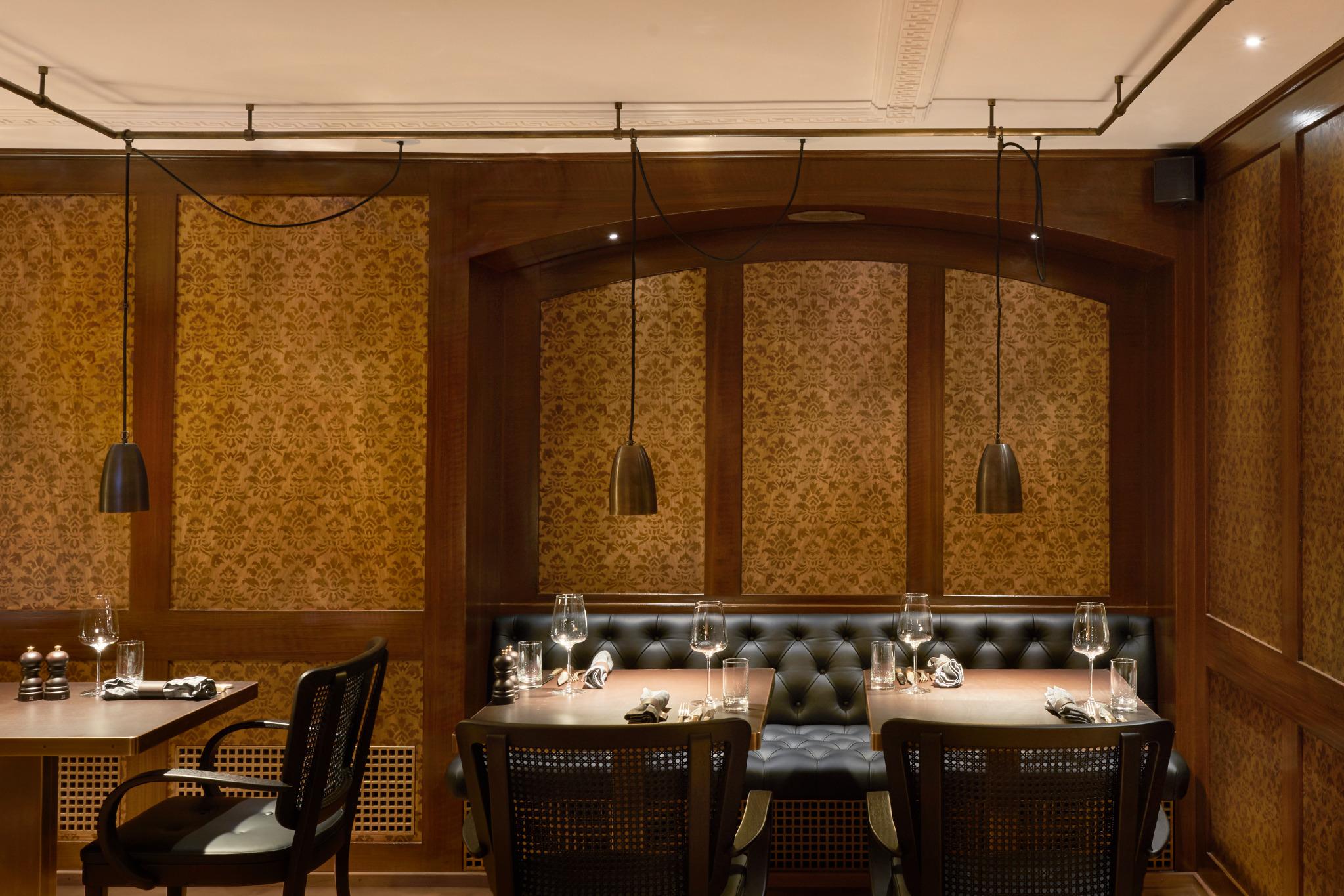 Kitchen Den Bar Easton Menu