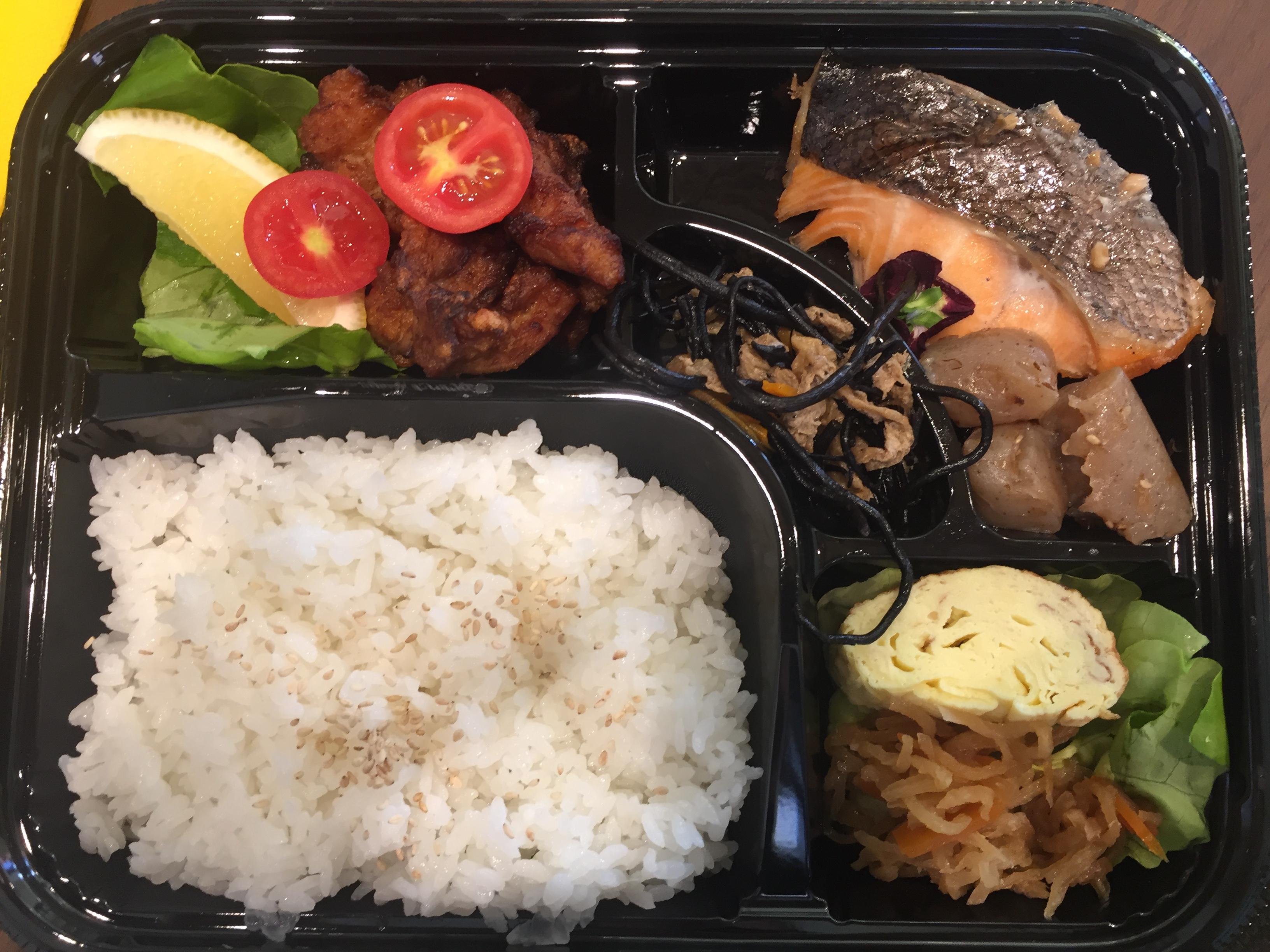 La bento box per il pranzo