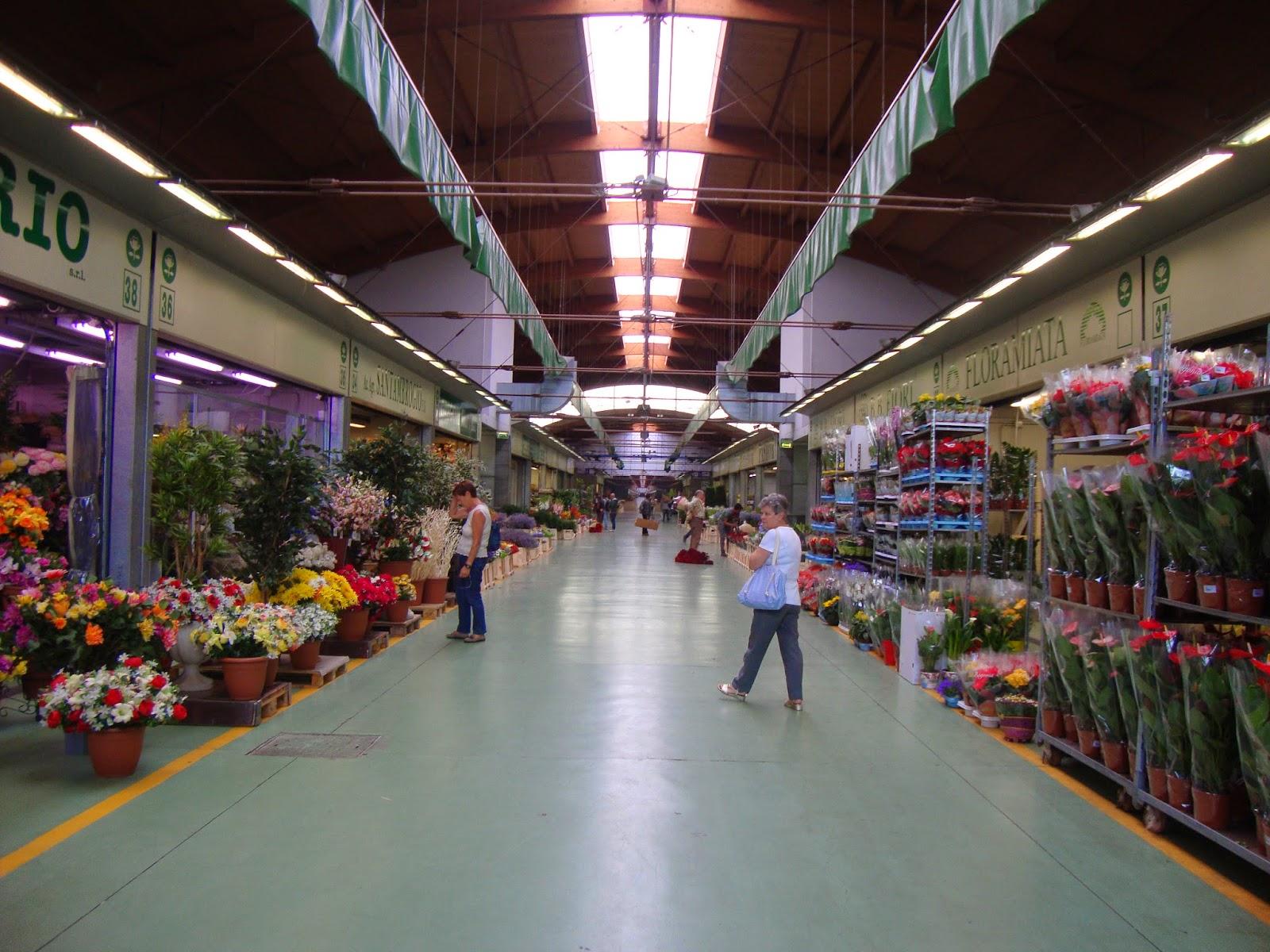 il mercato floricolo area mercati generali milano zero