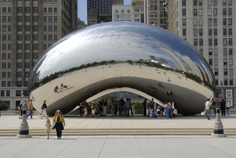 Cloud Gate (2004-2006)