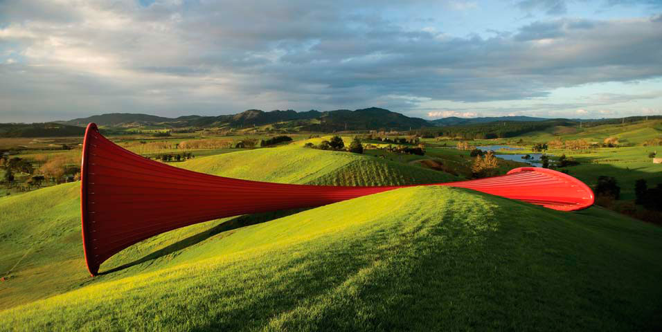 Dismemberment, Site 1,  Gibbs Farm, New Zealand, 2009