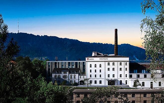 Hotel  Sterne Zurich Brandschenkestrasse