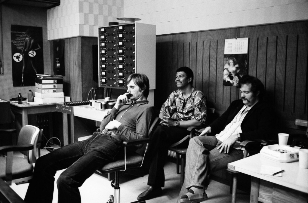ECM con Manfred Eicher - Stuttgart 1978 © Roberto Masotti