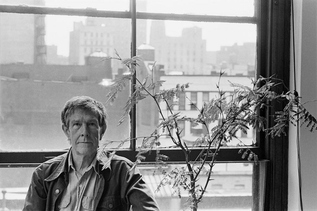 John Cage a New York 1979 © Lelli Masotti