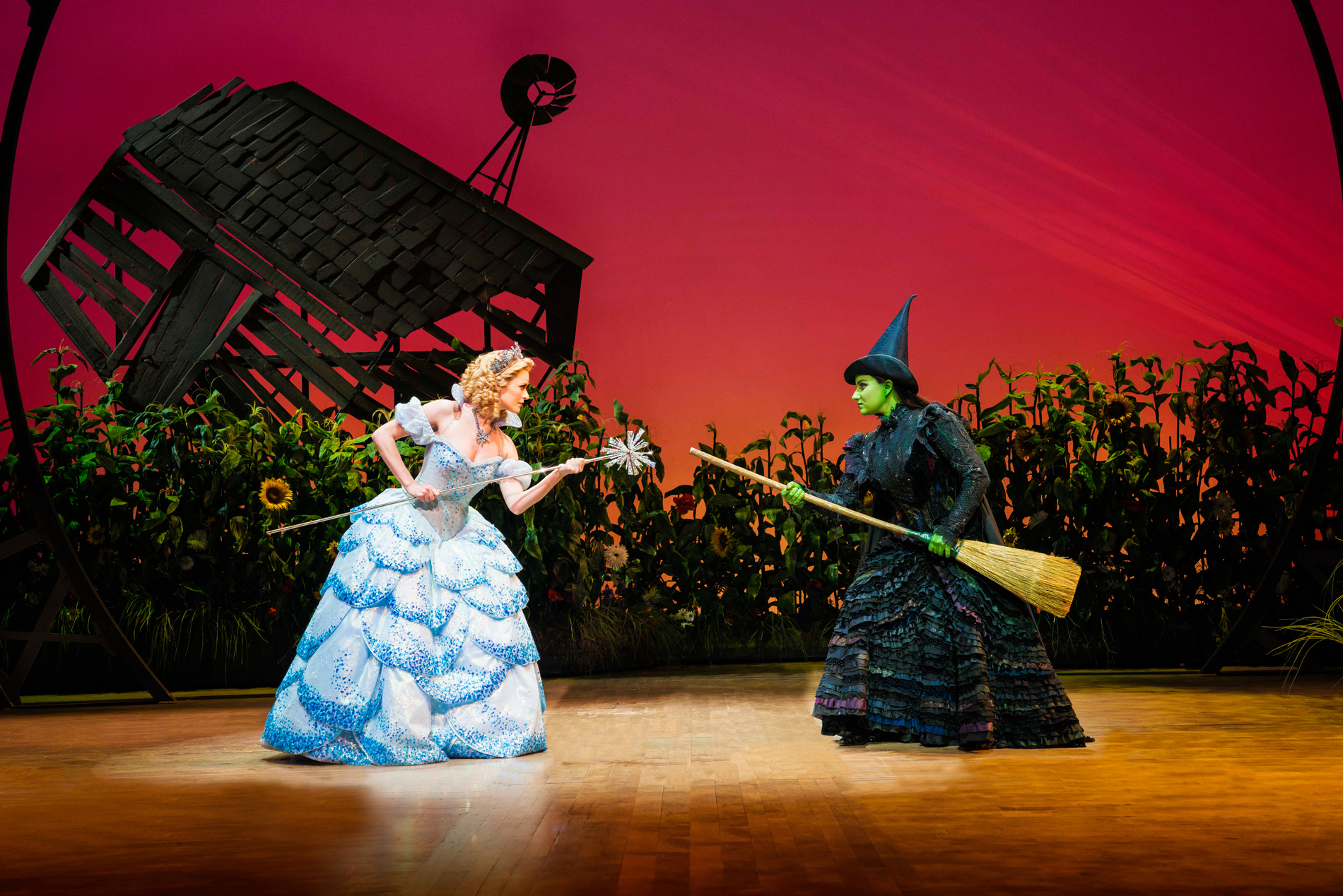 Wicked The Musical Tour Dates