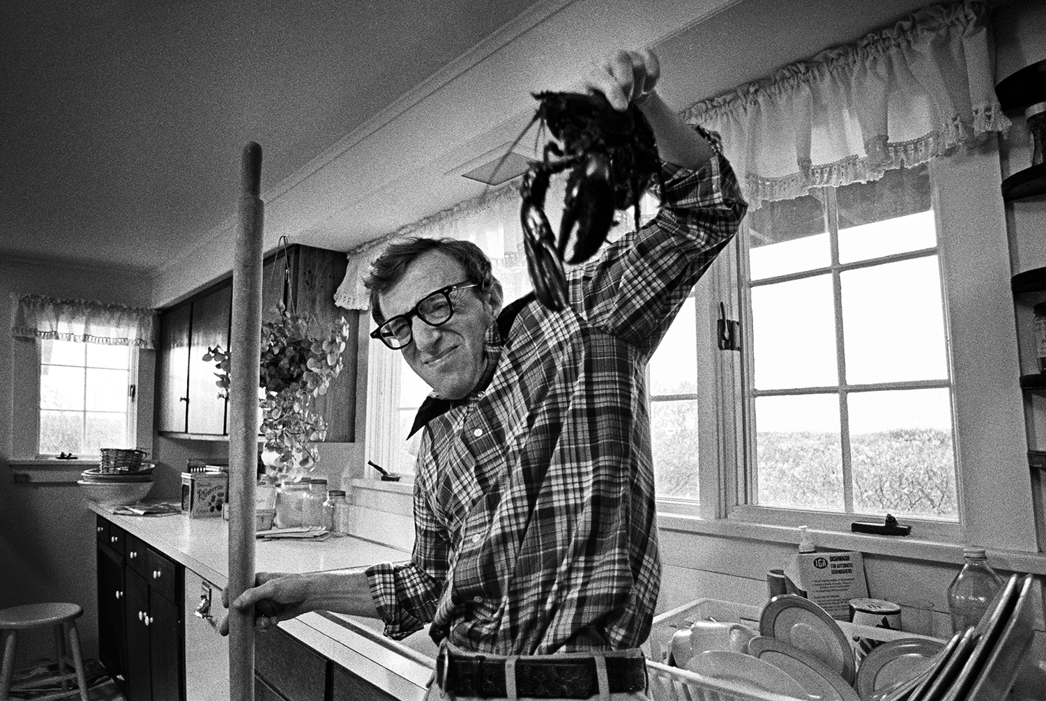 Woody Allen with Lobster, Annie Hall, #7