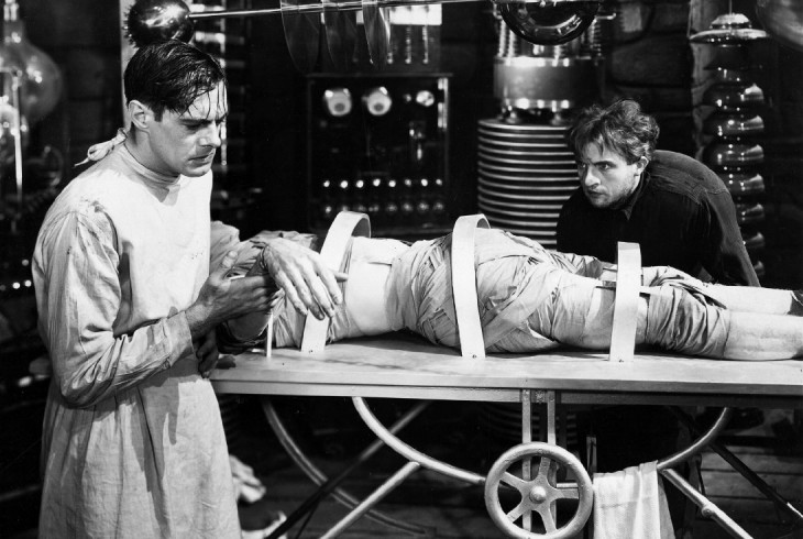 frankenstein beginnings Why frankenstein is so relevant today, and the adventurous life of author mary shelley.