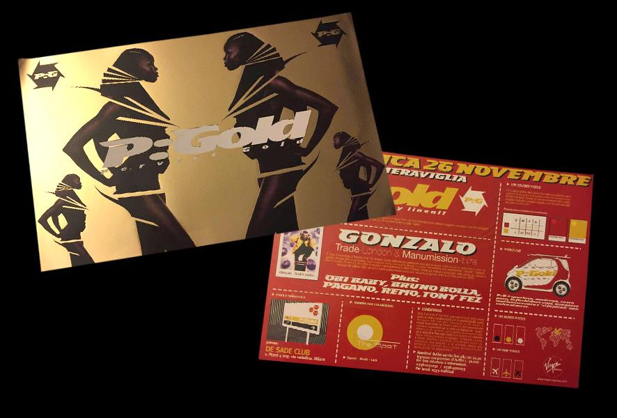 Pervert Gold Gonzalo 1 de sade