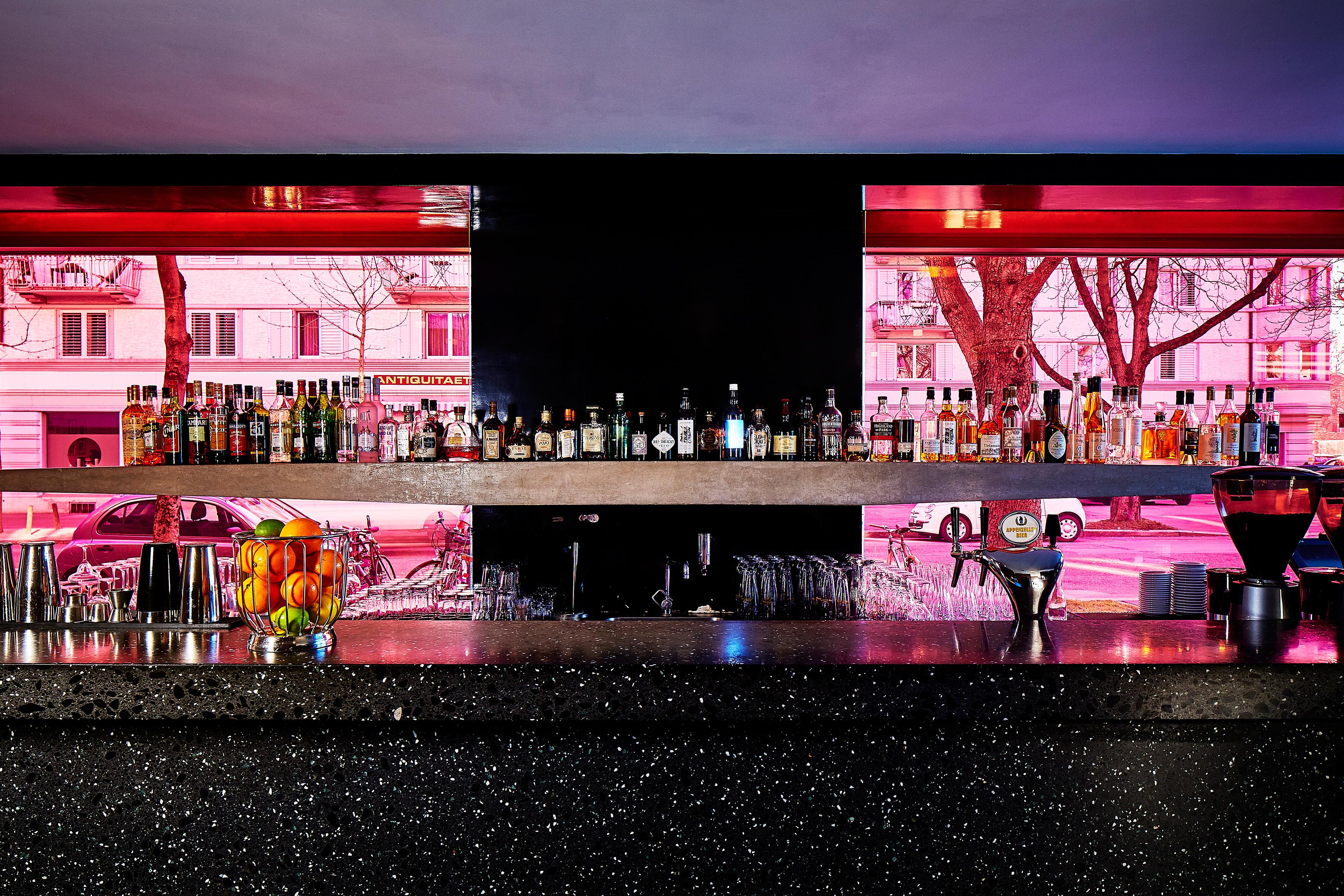 Greulich design lifestyle hotel zero for Herman s wohnzimmer 8004 zurich