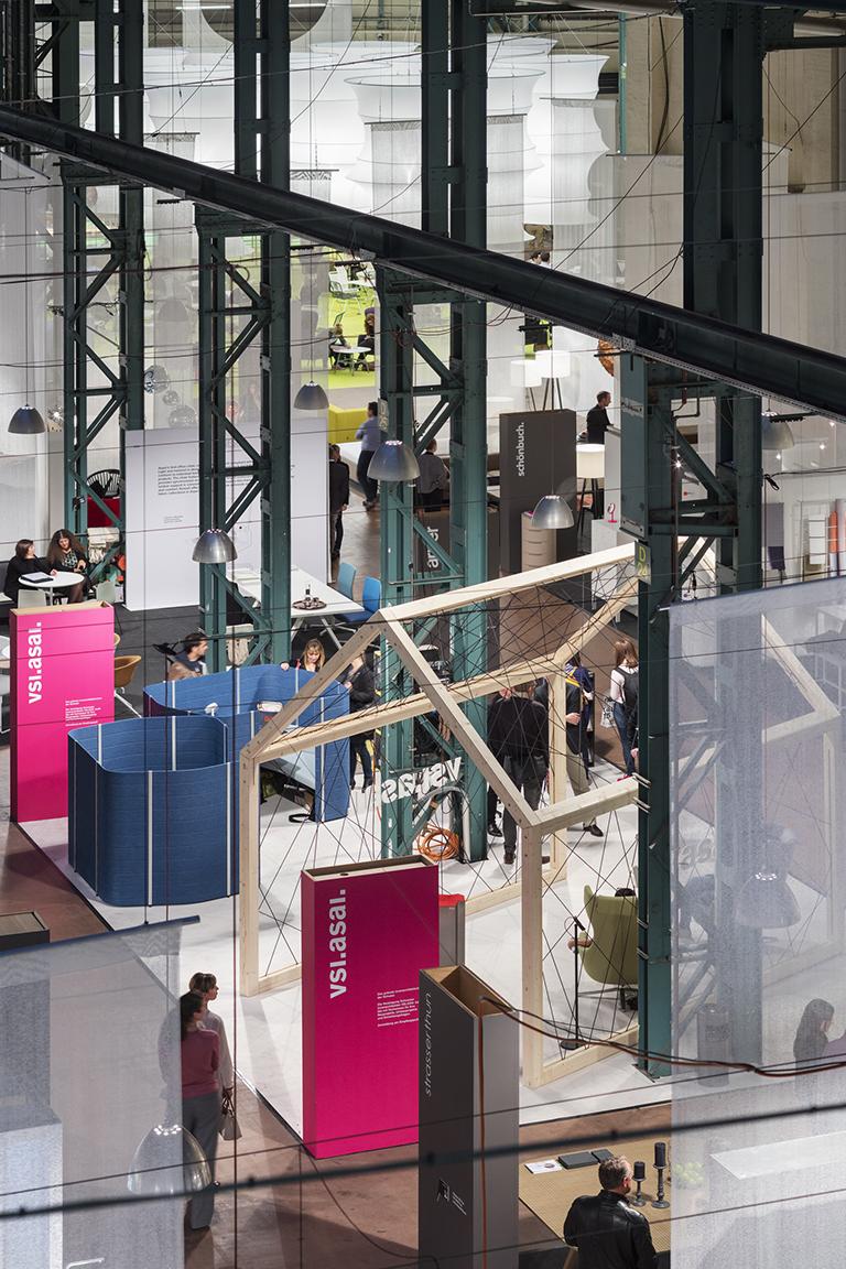 neue räume 15 / Internationale Interior Design Ausstellung Zürich 18. bis 22. Nov. 2015